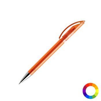 DS3 transparent Stift chromiert
