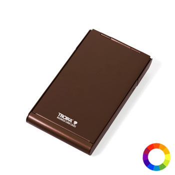 "Business card case ""HAUPTROLLE"""